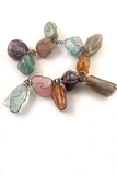 Fred Skaggs Tumbled Stone Bracelet - GEORGE V COLLECTION, Jewelry