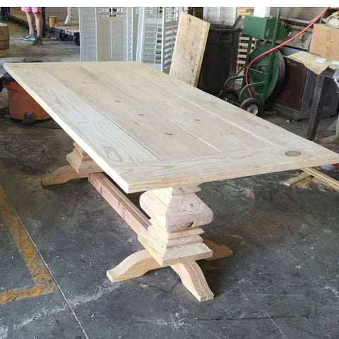 Custom Crafted Farmhouse Furniture And Big Green Egg Grill Tables ...