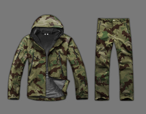 Ambush Forester Hunting Jacket and Pants