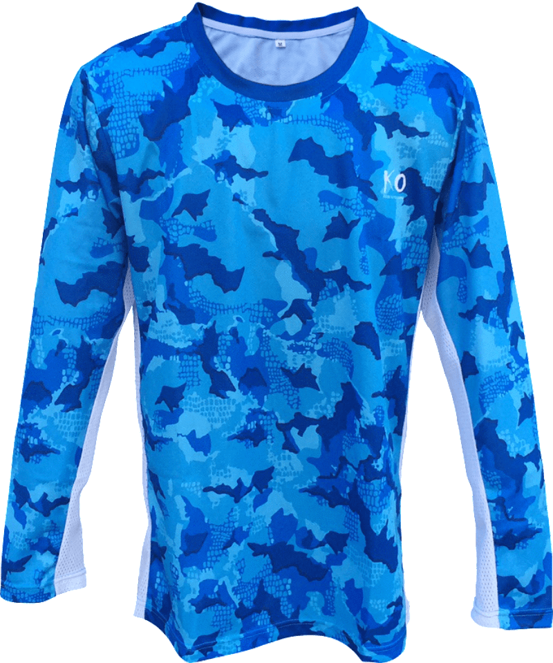 Ambush Aqua Performance Vented Breathable Long Sleeve