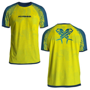 Mahi Performance Fish Shirt Series - Short Sleeve