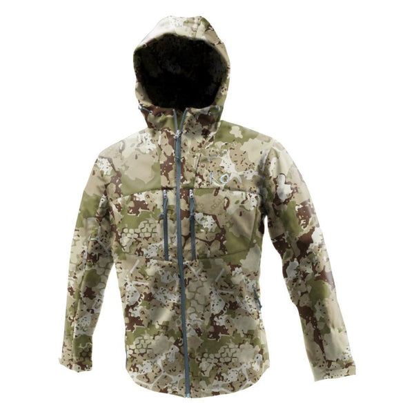 Tactical Hunting Softshell Hooded Jacket - Ambush Hunting Koss Outdoors