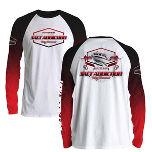 Red Tournament Shirt Series - Long Sleeve