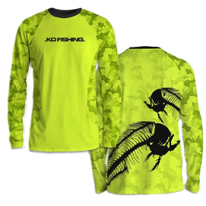 Mahi Ambush Fish Shirt Series - Long Sleeve Fishing Koss Outdoors