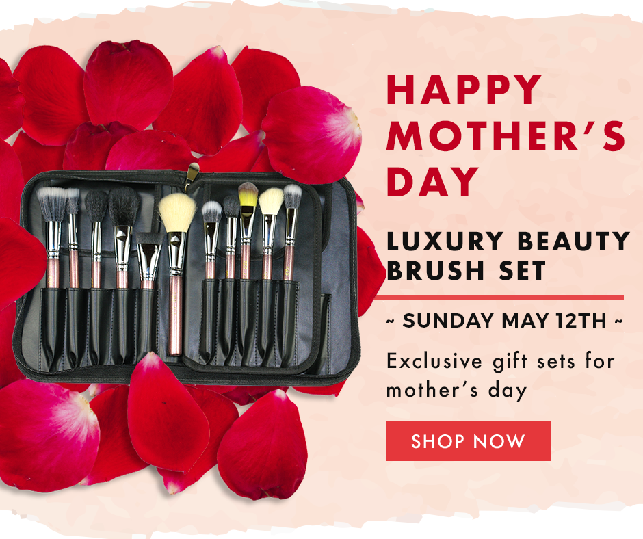 Luxury Beauty Brush Set
