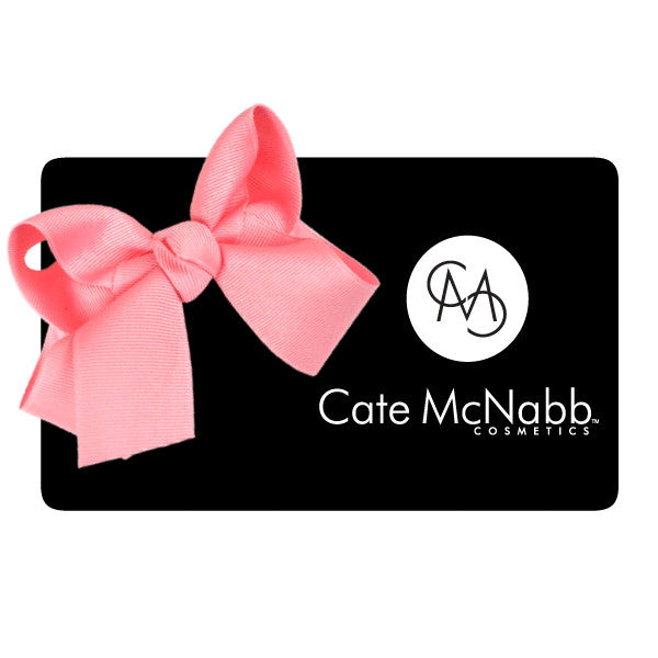 Cate McNabb Cosmetics Gift Card