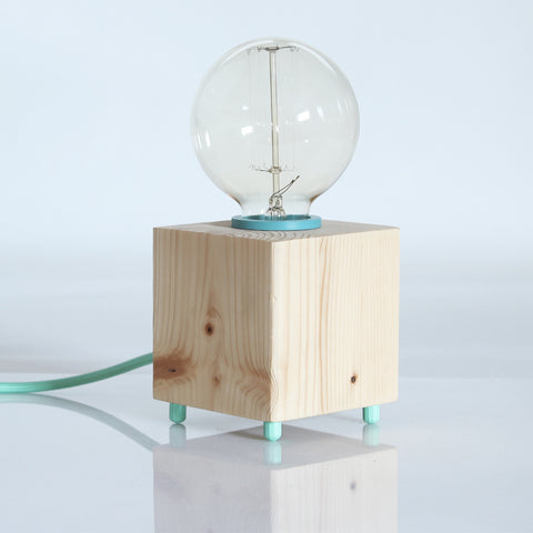 TESS - Wood table lamp