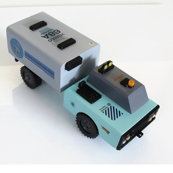 Collectible Toy Freezer truck