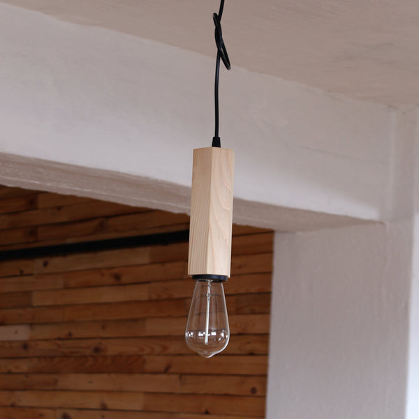 GAIA -  Wood lamp