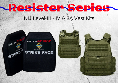 Body Armor Vest Kits