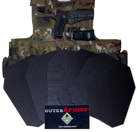 ShockTec Kinetic Trauma Pad