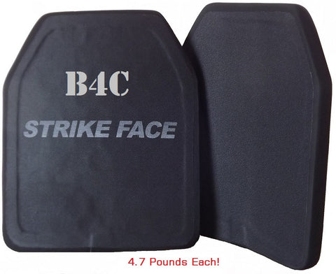 "Body Armor ""Resister Series"" PE & B4C Plates - OuterArmor Tactical"