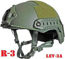 Special Forces Helmet Side