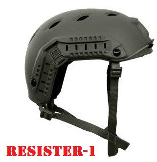 Special Forces BUMP Helmet Green