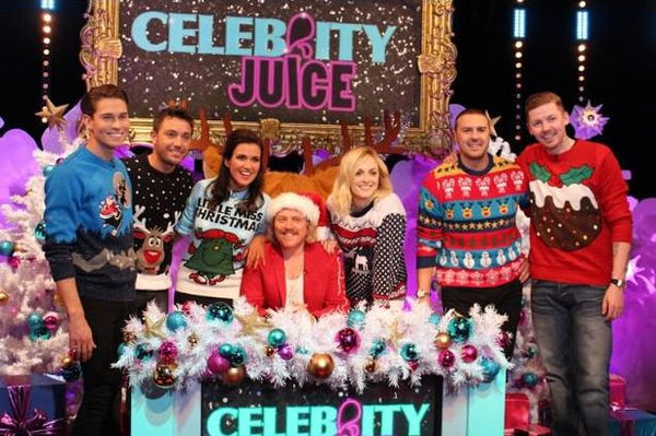 2014 Celebrity Juice Christmas Special