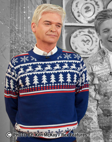 Philip Schofield Christmas Jumper