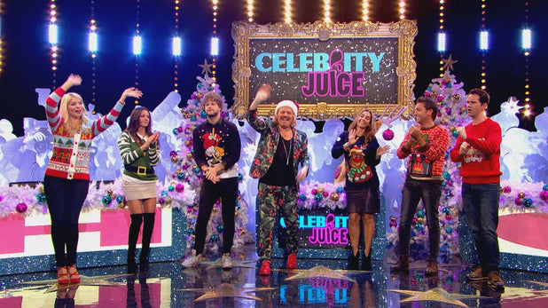 Celebrity Juice Christmas Special 2015