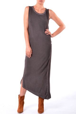 3/4 Asymmetrical Dress