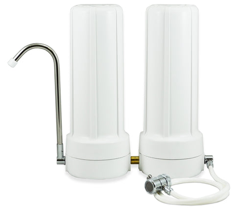 InClean SILVER Fluoride Filter Set