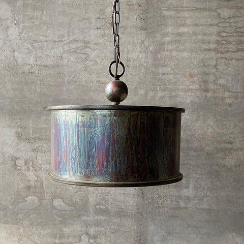 Hanging Drum Pendant