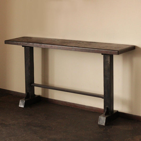 Iron Console Table