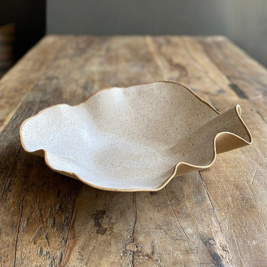 Ripple Serving Bowl