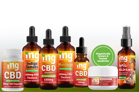 Unique CBD Products of Master Growers: Discover to Recover!