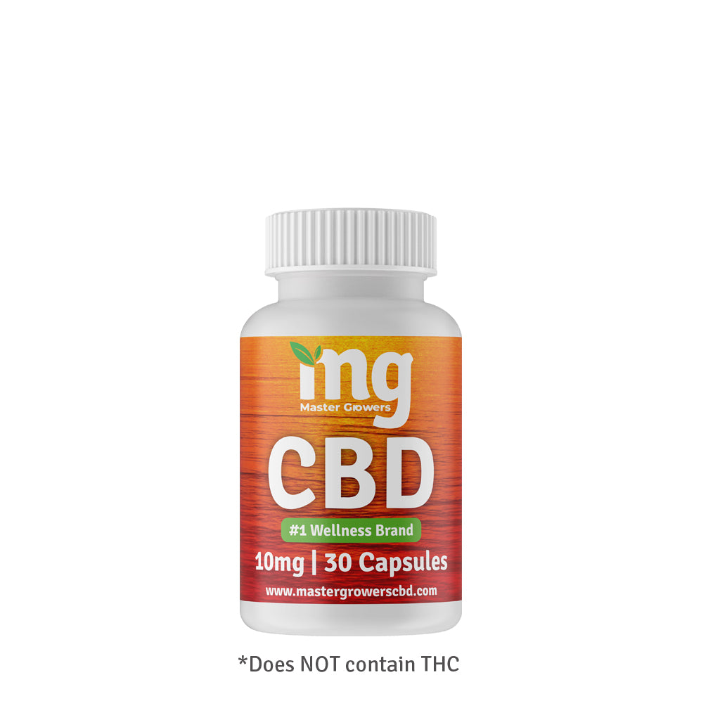 CBD/Hemp Capsules: For Optimum Wellness
