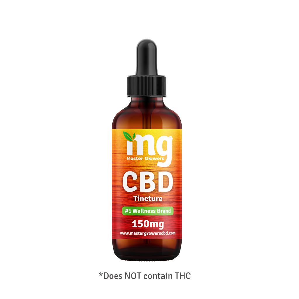 CBD Tincture: Help Fight degeneration with this great tasting CBD supplement