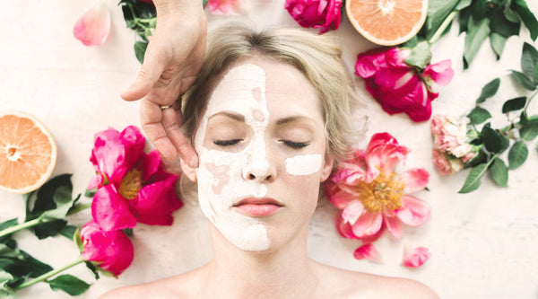 4 Natural Skin Care Steps To Follow For Glowing Skin | Organic Skincare + Natural Skincare Tips - Learn the natural skin care routine you need for glowing skin by SpaGoddess Apothecary | natural beauty tips | organic skin care products