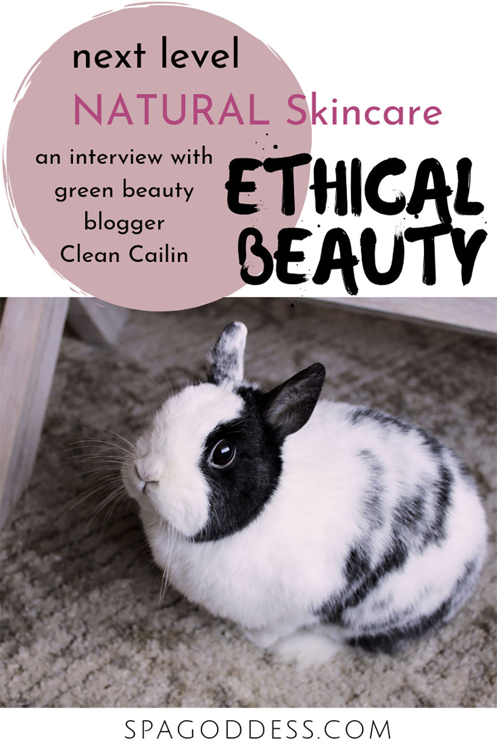 ETHICAL BEAUTY :: AN INTERVIEW WITH CLEAN CAILÍN