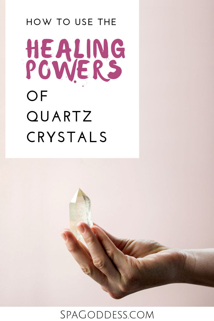 The Healing Powers of Quartz Crystals