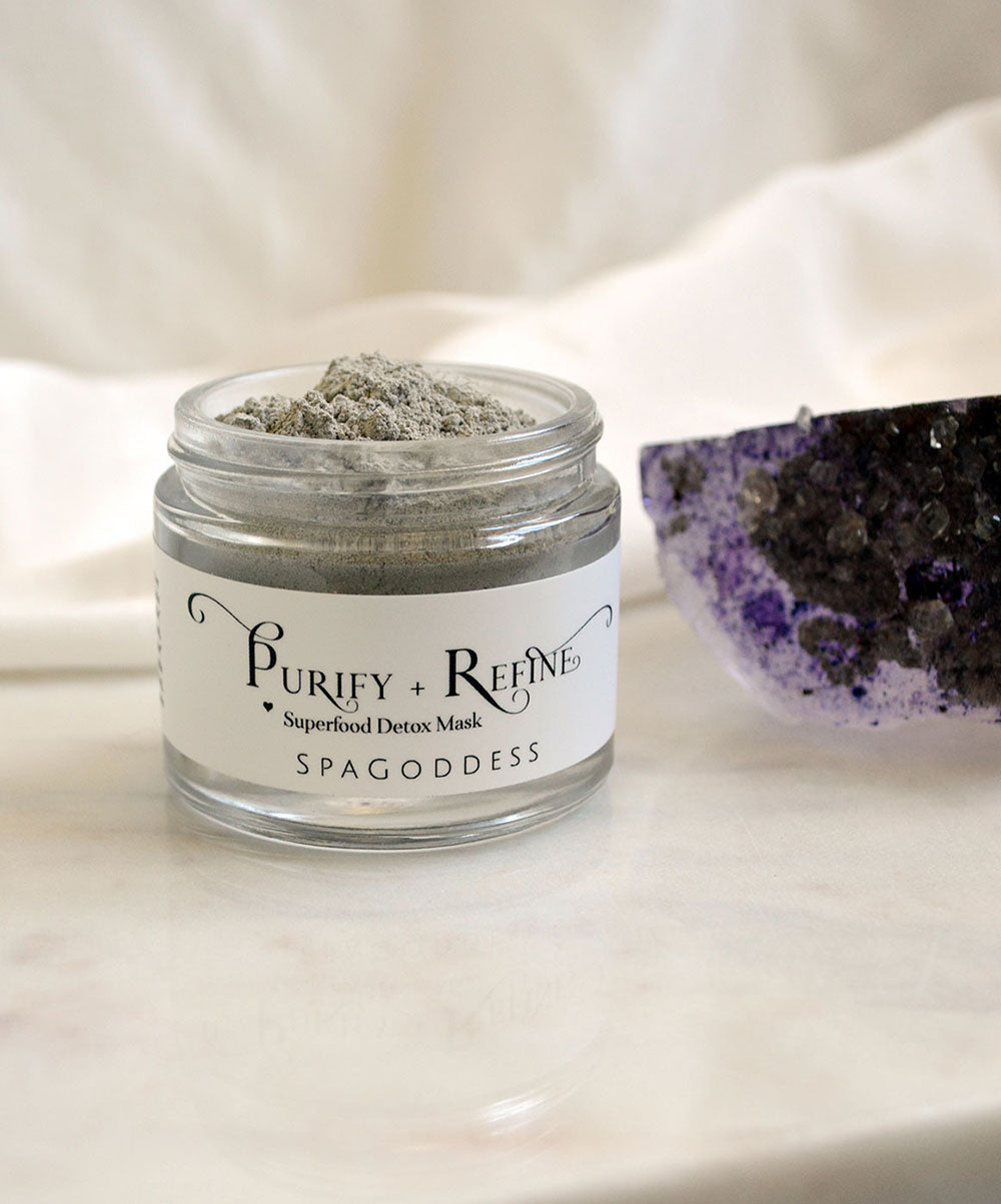 The skin care benefits of using an activated charcoal mask