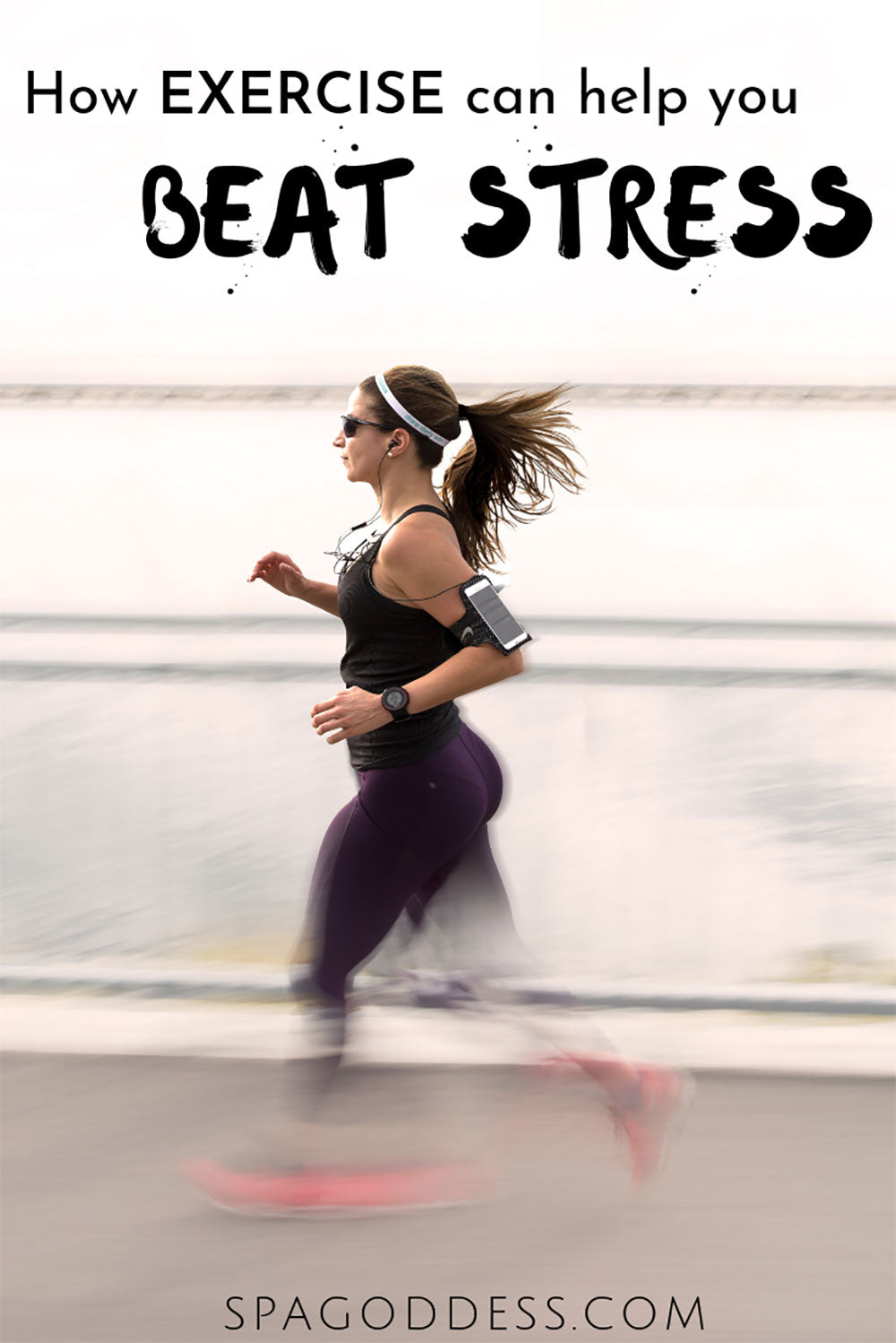 How exercise can help you beat stress