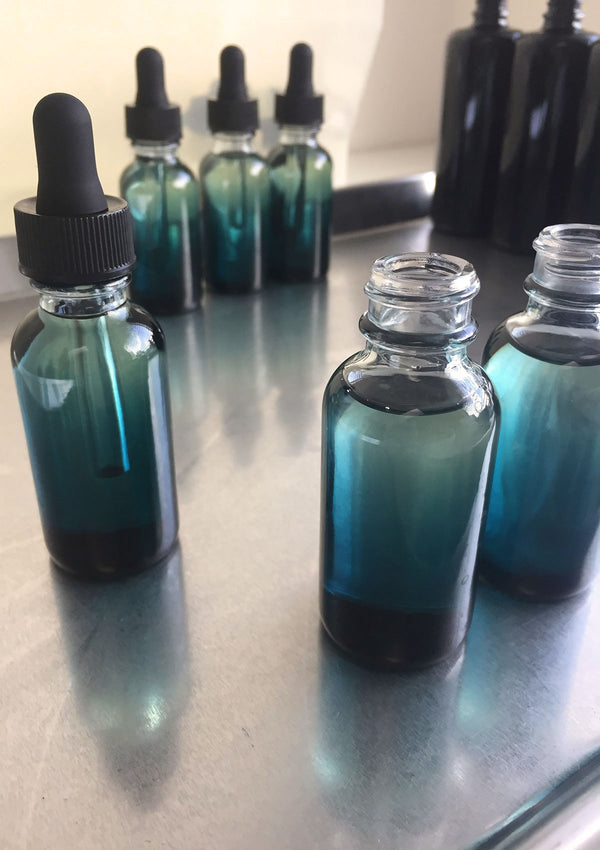 Green Ray Gem Elixir by SpaGoddess Apothecary