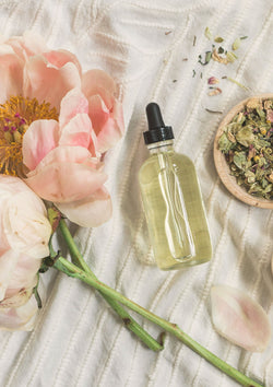 Herbal-Infused Body Oil