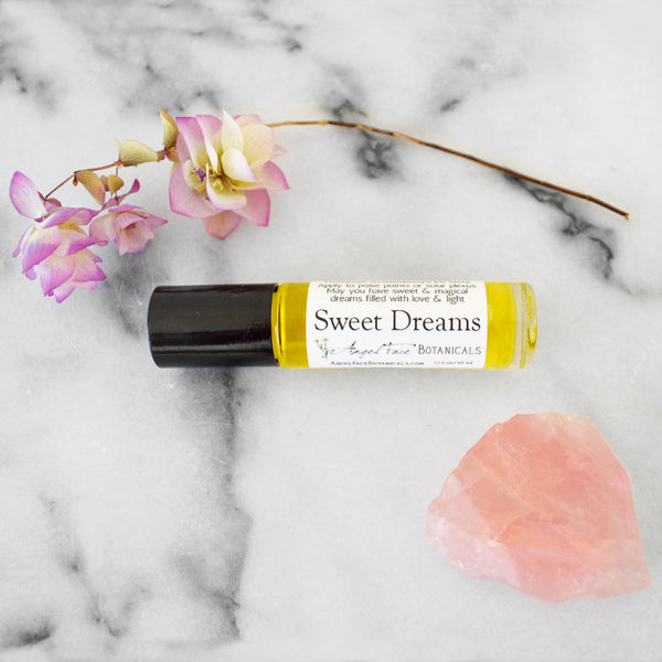 Sweet Dreams Gemstone Aromatherapy for Sleep - Angel Face Botanicals