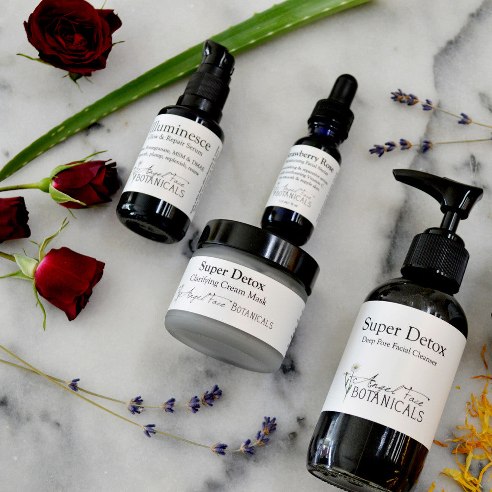 Angel Face Botanicals Products