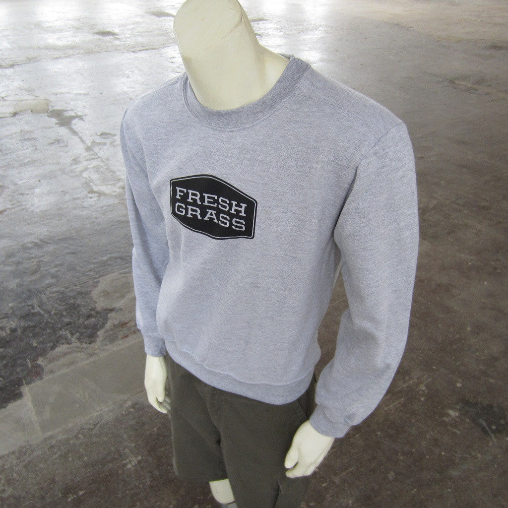 FreshGrass Crew Neck Sweatshirt