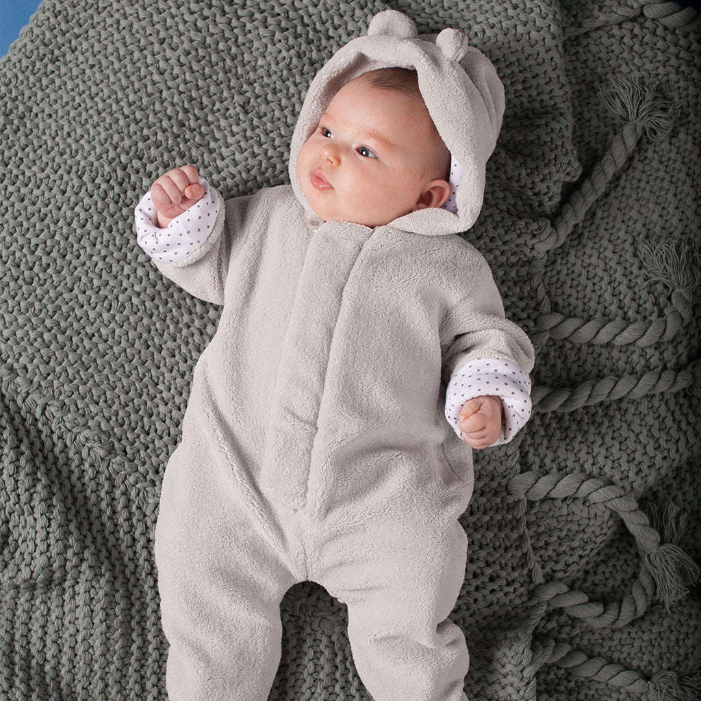 Angel Dear baby Bear Hoodie-Ever Simplicity