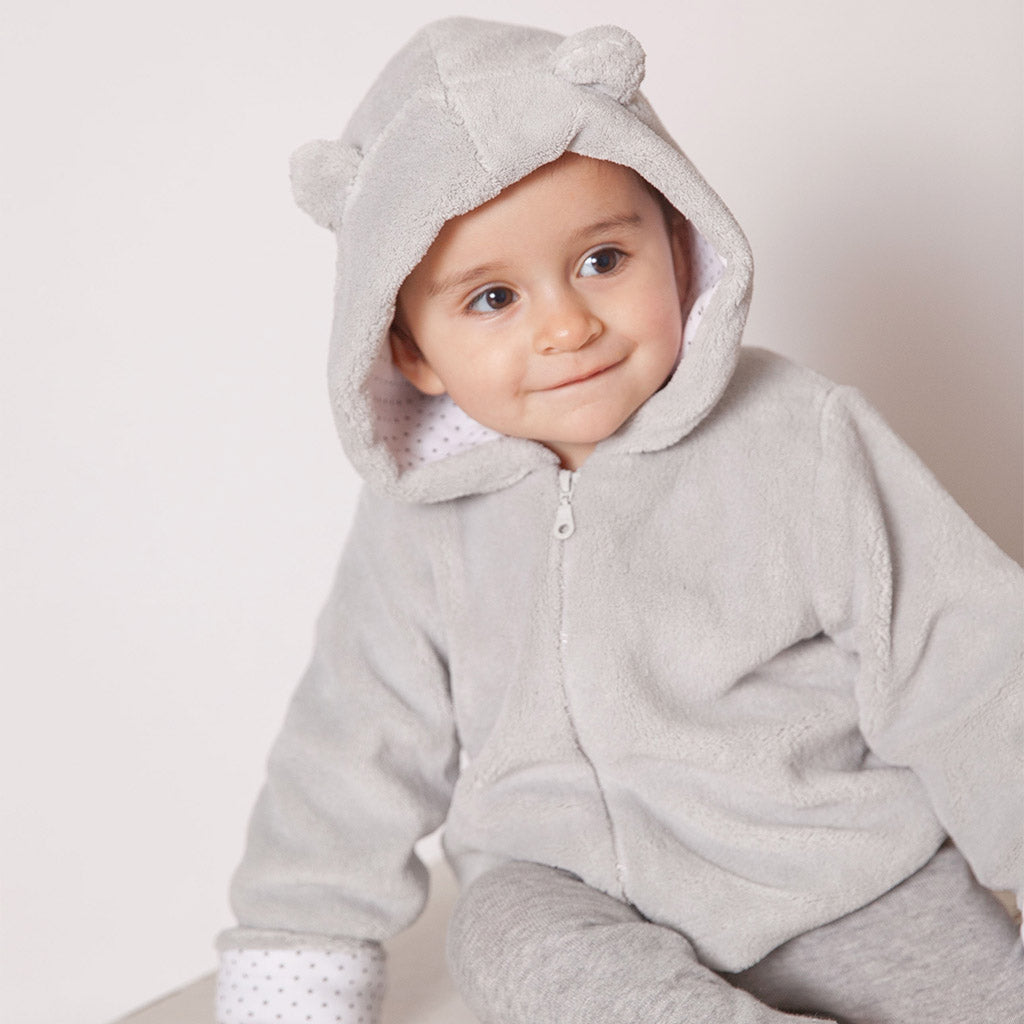 Angel Dear baby Bear Hoodie Jacket-Ever Simplicity