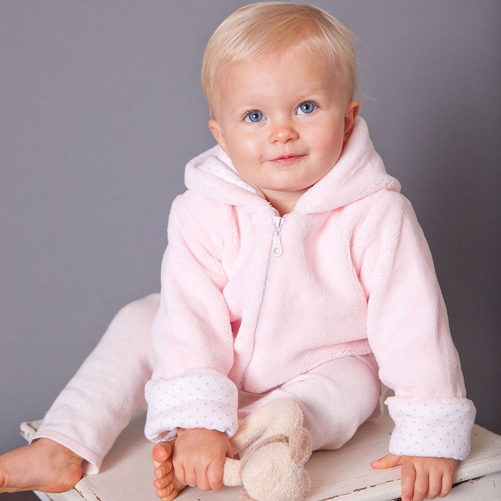 Angel Dear baby Girl Bear Hoodie Jacket-Ever Simplicity