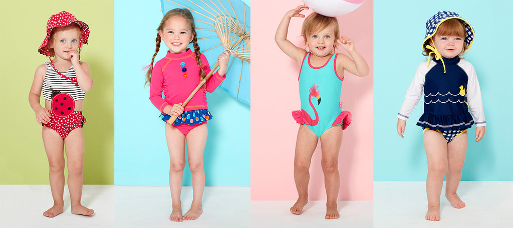 Ever Simplicity Swimsuit Collection for Babies and Toddlers
