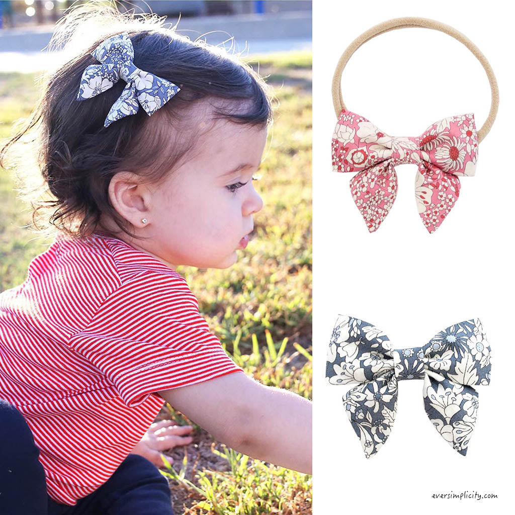 Ever Simplicity kids girls hair bows