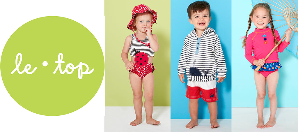 Le Top Baby Clothing Collection-Ever Simplicity