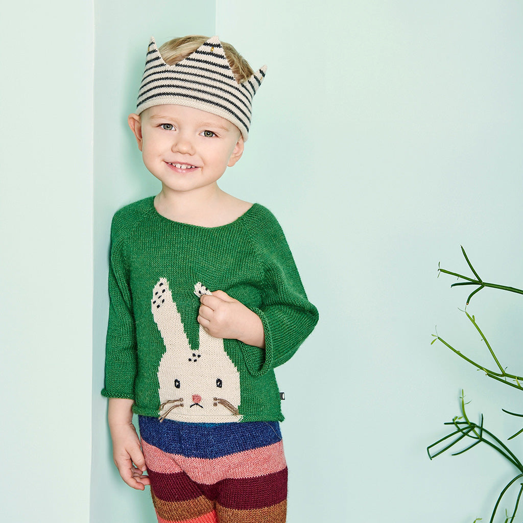 Oeuf kids rabbit sweater-Ever Simplicity