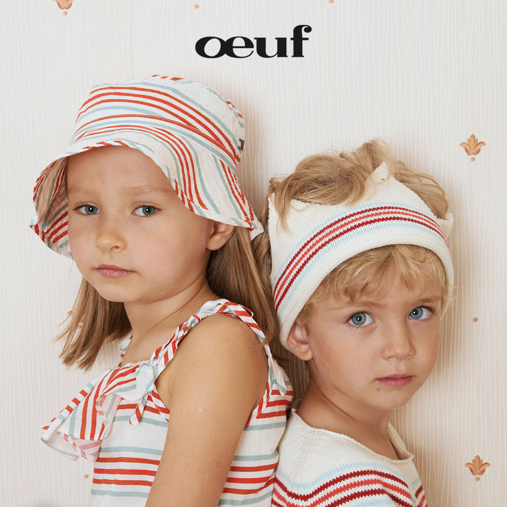 Oeuf SS 2017 Kids style