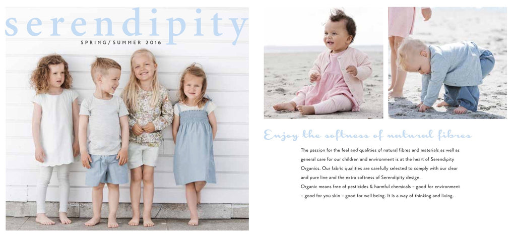 Serendipity Organics Baby Clothing-Ever Simplicity