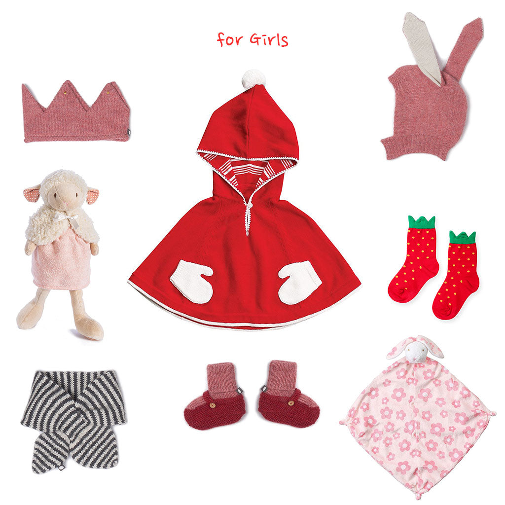 Gifts for baby girls-Ever Simplicity
