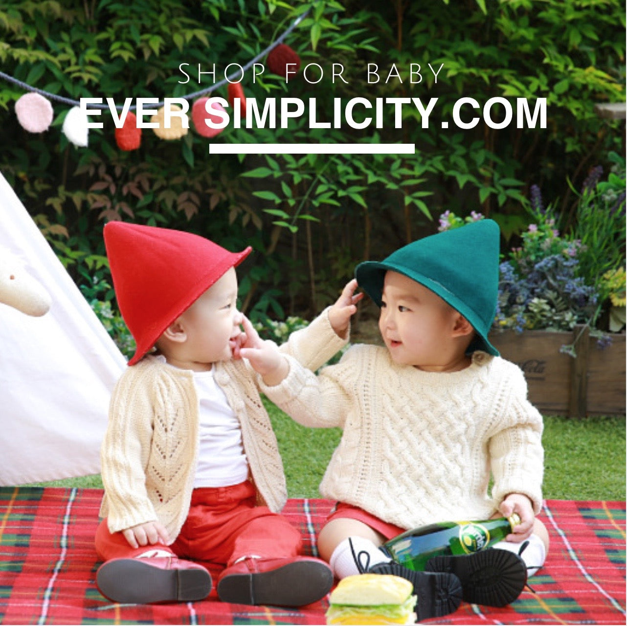 Picnic twin-Ever Simplicity